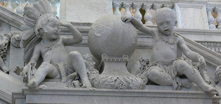 Statue gloge