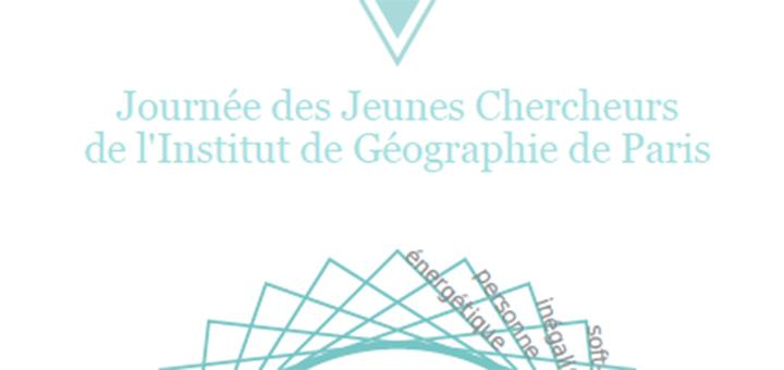 Journée 2015 des Jeunes Chercheurs de l'Institut de Géographie de Paris : la ressource à l'honneur