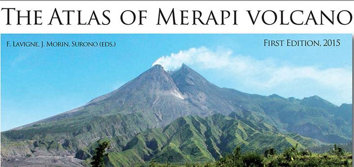 L'Atlas du Volcan Merapi disponible en accès libre en ligne