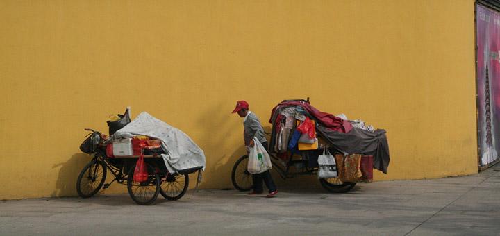 Migrants chinois
