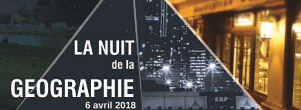 Prenez part à la 2e Nuit européenne de la géographie