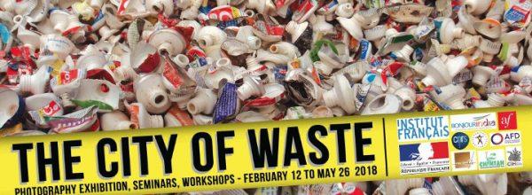 Rémi DE BERCEGOL co-organise «The city of waste» dans le cadre de «Bonjour India»