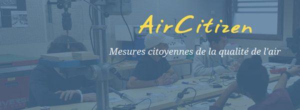 Mesurez la qualité de l'air que vous respirez grâce aux ateliers d'AirCitizen