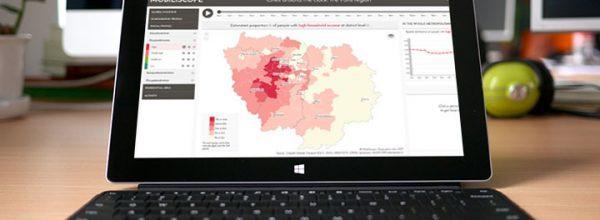 """Poste d'Ingénieur-e d'Études – """"Géomatique et géovisualisation"""""""