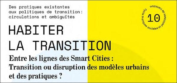 """08/01/19 - Nouvelle journée du séminaire """"Circulation des références urbaines et assemblages locaux"""""""
