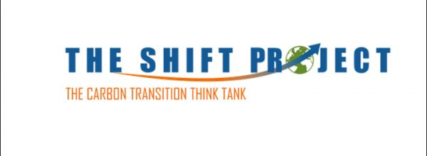 "Présentation du rapport final du think tank ""The Shift Project"""