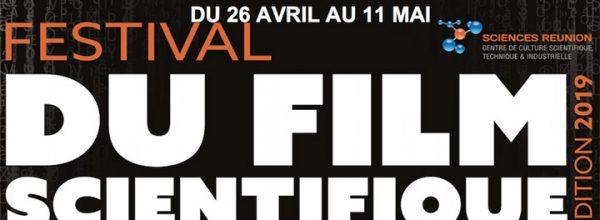 Le LabEx DynamiTe en compétition au 19e Festival du Film scientifique de la Réunion