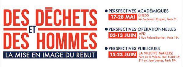 """Découvrez l'exposition évènement """"Des déchets et des Hommes"""" du 17/05 au 23/06"""