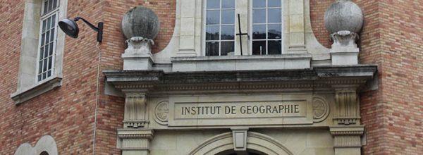 Appel à communication – Journée des jeunes chercheurs de l'institut de géographie de Paris 2021