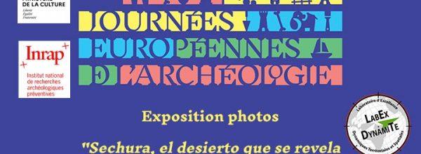 18-19/06/2021 – Le LabEx DynamiTe prend part aux journées européennes de l'archéologie