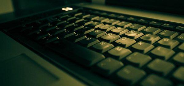 Clavier d'ordinateur portable