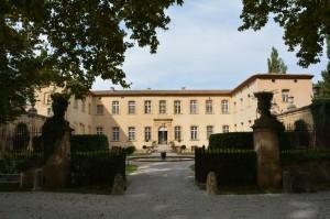 01 - Château de la Pioline - Aix-en-Provence