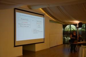 14 - Conférence sur les notions de base de la géomatique, les ressources données et les logiciels (Sarra FERJANI)