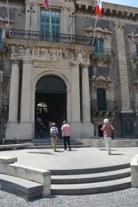 05 - Visite du Monastère des Bénédictins de l'Université de Catane