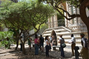 06 - Visite du Monastère des Bénédictins de l'Université de Catane