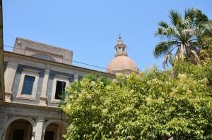 08 - Visite du Monastère des Bénédictins de l'Université de Catane