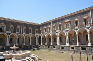 09 - Visite du Monastère des Bénédictins de l'Université de Catane