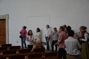 13 - Visite du Monastère des Bénédictins de l'Université de Catane