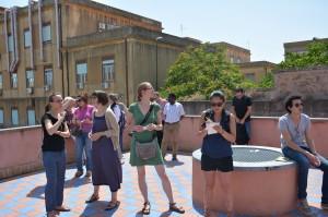 18 - Visite du Monastère des Bénédictins de l'Université de Catane