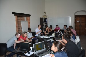 23 - Atelier « SIG et villes »