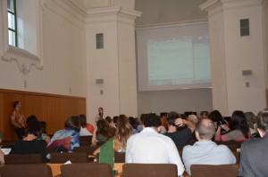 """29 - Conférence « Changer d'échelle temporelle pour travailler la résilience. Le cas de Rome : """"Ville Éternelle"""", ville résiliente ? » (Géraldine DJAMENT-TRAN)"""