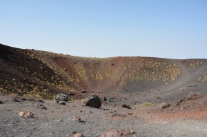 58 - Sortie de terrain sur l'Etna