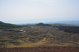 59 - Sortie de terrain sur l'Etna