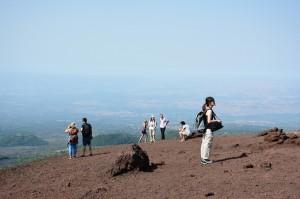 60 - Sortie de terrain sur l'Etna