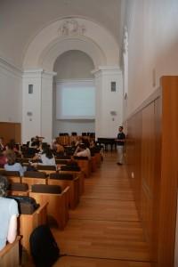69 -  Conférence sur le thème « Pratiques et politiques mémorielles des risques et des catastrophes : un outil majeur et controversé de résilience territoriale » (Antoine LEBLANC)