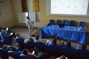 32 - Conférence« Characterizing the structure and evolution of spatial networks » – Marc BARTHELEMY