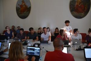 43 - Atelier « Web scraping » – Fabien PFAENDER, Sébastien REY-COYREHOURCQ & Lise VAUDOR