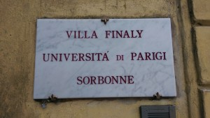 01 - Villa Finaly, Florence (Italie)