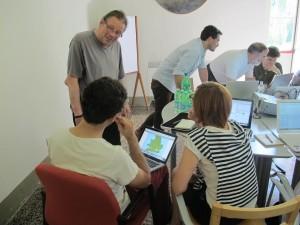 26 - Atelier « Spatial Statistics » (Chris BRUNSDON & Martin CHARLTON)
