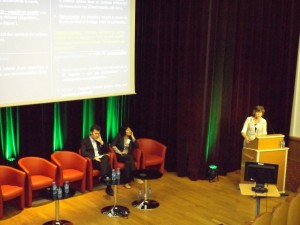 06 - Stéphane PENNANGUER, Françoise GOURMELON, Lydie GOELDNER-GIANELLA  (Table ronde ENVIRONNEMENT)