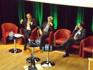 27 - Jean DEBRIE, Francis JAURÉGUIBERRY, Yves CROZET (Table ronde ÉCHANGE)